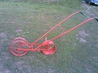 Огородный агрегат для обработки почвы