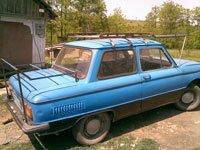 Самодельный большой багажник на крышу автомобиля