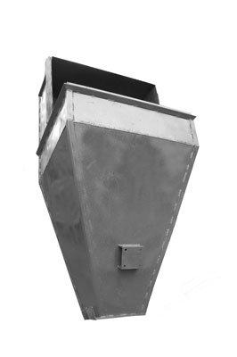 Чертежи бадьи для бетонной смеси 'Туфелька'