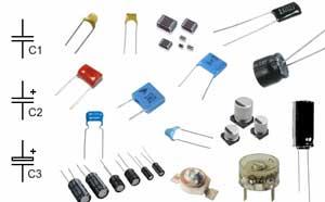 Как определить конденсатор на схеме