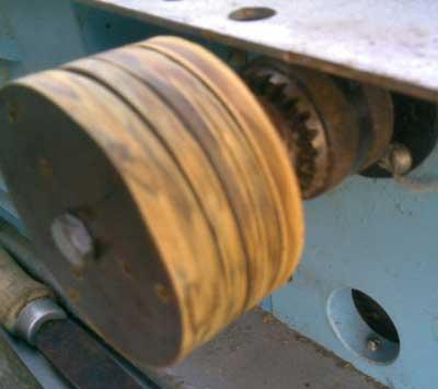 Семенная втулка-дозатор для домашней сеялки
