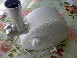Обычный ремонт электромясорубки