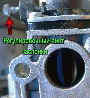 """""""Зависимость работы карбюратора M215-040 от топлива"""""""