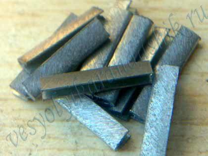 Способ восстановления зубьев пластиковой шестерни