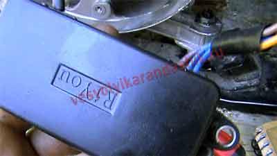 AVR для альтернатора