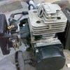 Заклинил двигатель бензотриммера