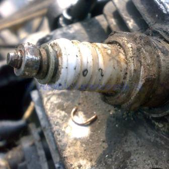 Проверить двигатель бензотриммера без разборки